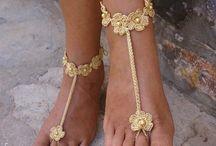 sandalet-örgü