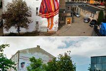 Grafiti -arta stradala