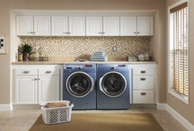 Laundry Organization / by Kelley Cates