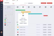UX/UI - Calendar