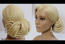 Video wedding hair