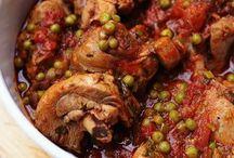 Chicken dabue