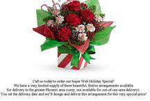 Christmas Flowers & Gift Baskets