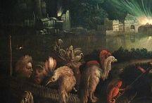 DOSSI Battista - Détails / +++ MORE DETAILS OF ARTWORKS : https://www.flickr.com/photos/144232185@N03/collections
