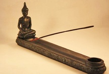 Incense Burner/Holder And incence sticks