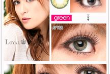ColorContact Lenses