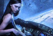 SCI-FI • Pilot • Female