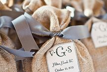 Wedding Favors / Fabulous special favors for your guests