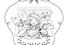 Befumero / Ilustradora Begoña Fumero