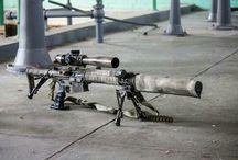 My selections guns