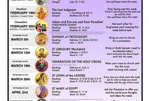 Easter services to know