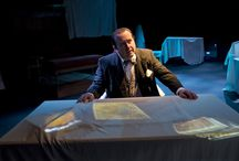 The Kreutzer Sonata / Martin Giles's tour de force performance as Pozdynyshev, a stranger whom we meet on a train, compelling us with a story of love, loss and betrayal. PICT Theatre's Pittsburgh premiere of this classic novella as adapted for stage by Nancy Harris captivated audiences in the 2013 season.