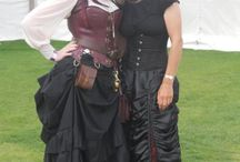 Customer Pictures wearing Harlots and Angels