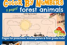Free Preschool Printables / Free printables for preschoolers. Ideas for math, science, reading, phonics, and more!