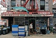 vintage shop fronts / shops