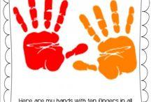1st Day of Preschool Activities