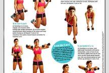 Shoulder Arms Workout