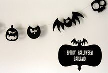 Halloween crafty tutorials / by Rebecca Price