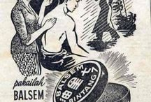 Graphic Design : Vintage Ads