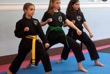 Girl Power / by Maplewood Karate