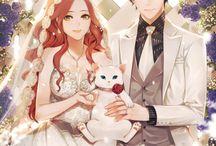 Wedding Anime