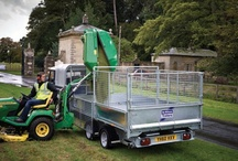 Ifor Williams Tipping Trailers / Universal Trailers offer new and used Ifor Williams tipping trailers.