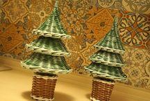 Papírfonás - karácsony