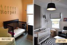 nursery/kid's rooms