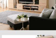 壁面 テレビボード