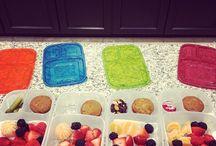 Kiddie Lunch Ideas