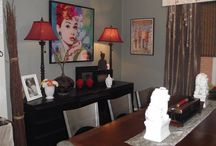 Decor &  Design / Interior decorating and design - great ideas for decorating in many styles.