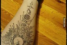 Tetoválások