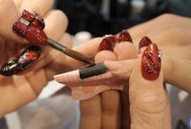 Nail Art / Le creazioni artistiche delle nostre docenti e distributrici con #gellyfit