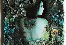 Mixed Media Art / by Susan Bieker
