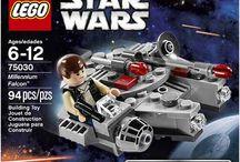 Lego / The Wish List