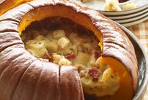 Thanksgiving Recipes and Cute Ideas / Fall Recipes and cute ideas / by Kate Criswell (Kate's Healthy Cupboard)