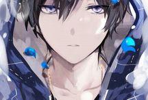 Lovely Anime Boys