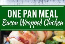 Recipes - Sheet Pan Meals