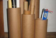 papír / výrobky z papíru
