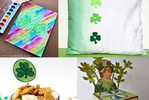 St. Patrick's Day /party's / ideas /classroom moms / St Patrick's Day party ideas favors fun gifts ideas and more