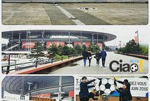 EUROCOPA 2016 / El equipo Ciao y todo lo mejor de la #Eurocopa de Francia 2016.
