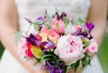 Bouquets: mixed colors