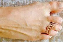 piedi tacchi alti