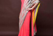 Pink Bollywood Replica Saree