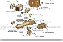 Wood workings