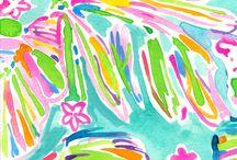 60 - Motifs - Lilly Pulitzer