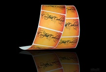 Labels  / We print all kinds of labels! / by Creative Labels of Vermont Inc.