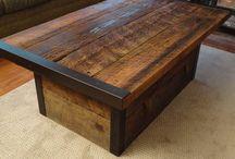 Industrial style. Furniture /  Индустриальный стиль. Мебель