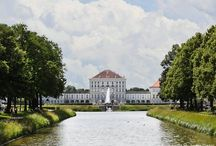 Castles and Palaces in the Munich Area / Experience the historic palaces and castles in and around Munich