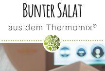 Brotzeit mit dem Thermomix® / Es geht nichts über eine zünftige Brotzeit. Diese kommt bei uns natürlich aus dem Thermomix®.